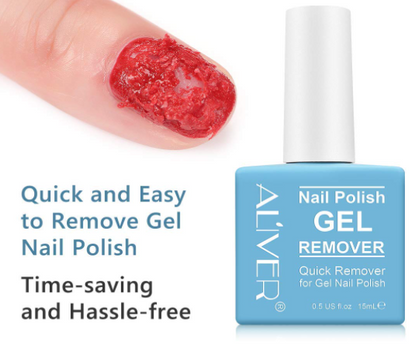 Magic Gel Polish Remover!! 1/2 off with code