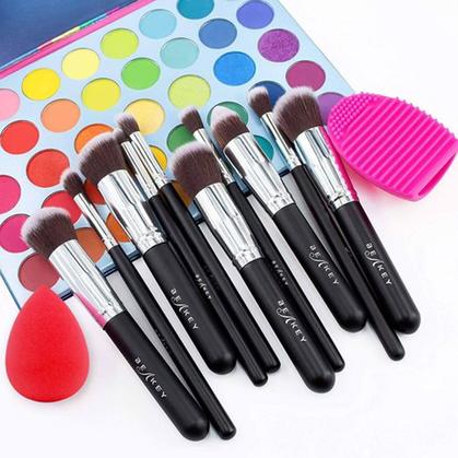 STEAL, STEAL, STEAL!!! The BEAKEY Makeup Brush Set drops around 6 bucks!!