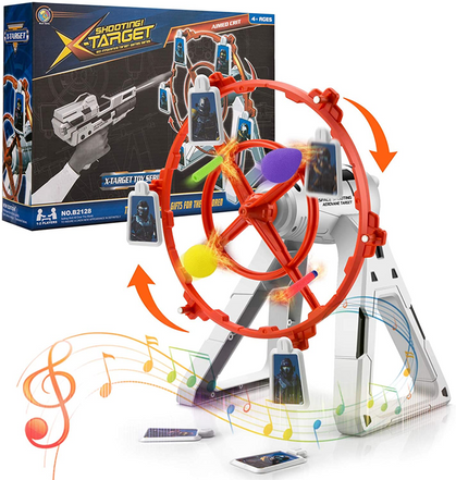 🎯 Electronic Shooting Target for Nerf Guns drops 60% OFF