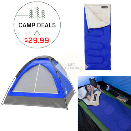 I've got the camping itch… anyone else?