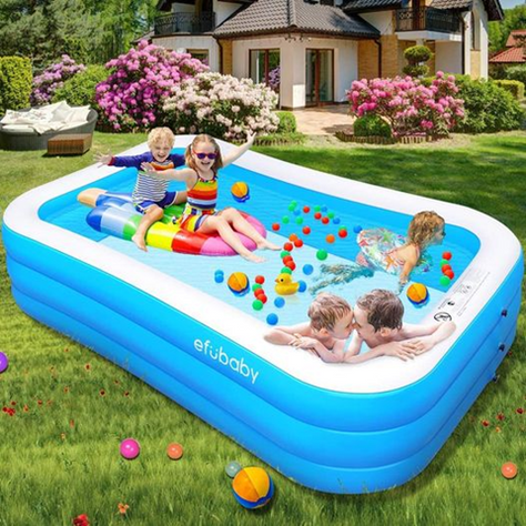 Inflatable Pool 40% OFF with code!