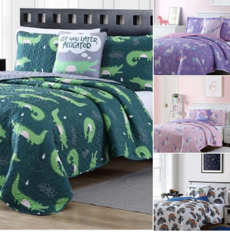 Cute Little Quilt Sets just $19.99 (up to 75% OFF!!)