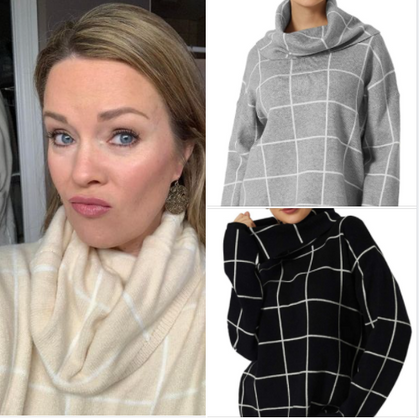 Score my super thick, warm sweater for just $15