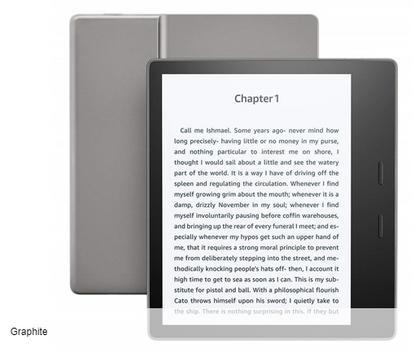 Waterproof Kindle Oasis refurb is a STEAL!