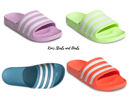 $20 adidas Slides? Yes, please!