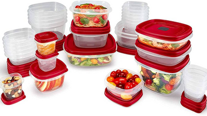 Set of 30 Rubbermaid Containers just $24.99!
