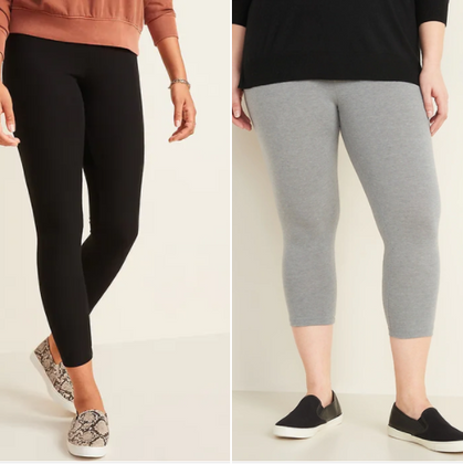 Today ONLY $ & $8 Leggings!