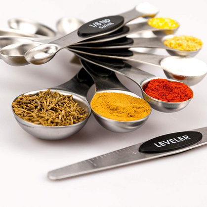 Magnetic Measuring Spoon Set drops to just $10 with code