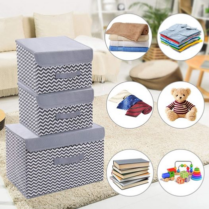 Awesome Storage Bins just $13.99 with group code!