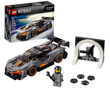 Markdown on Lego Sets!