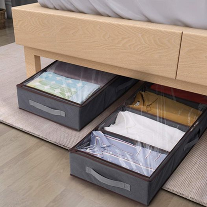 Great savings on these Under Bed Clothes Organizers here!