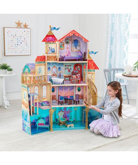 KidKraft Disney Princess Ariel Undersea Kingdom Dollhouse ONLY $134.99 (Reg $299.99)