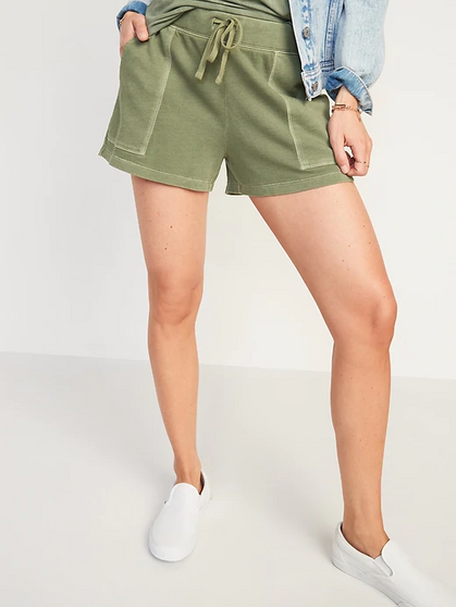 TODAY ONLY $12 Fleece Shorts