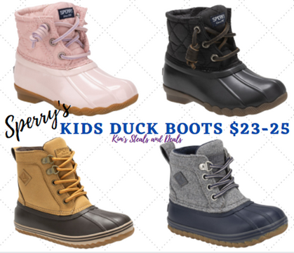 You MUST check out this Sperry SALE!