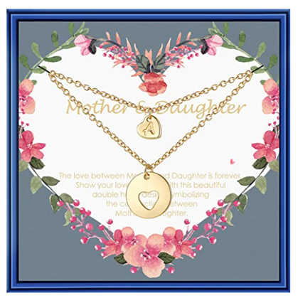 Mother/Daughter Necklaces just $6 with promo code
