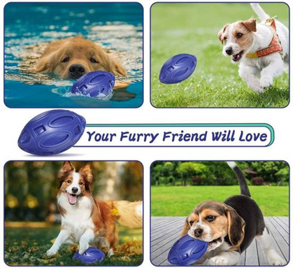 Squeaky Dog Toy half off with code!