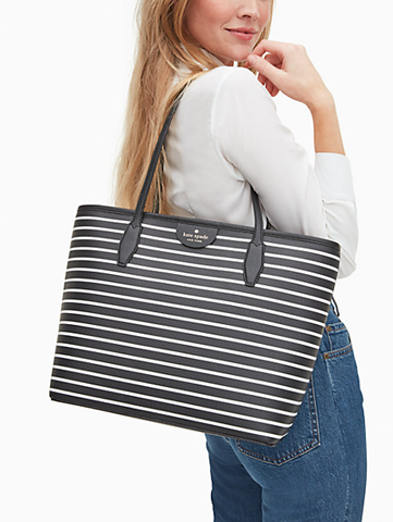 TODAY ONLY Snag this classic Kate Spade Tote for just $75 Shipped!!