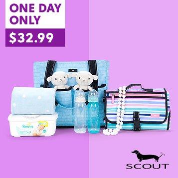 Scout Bag Sets are a Hot Item! (Reg $132.50!!)
