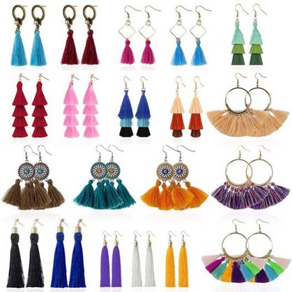 Tassel Earrings for Women 40% OFF