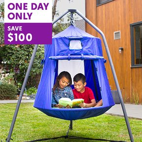 Lowest price to date on the  Floating Tent - just $107.99 (Reg $219)