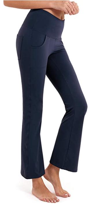 Half off Bootcut Yoga Pants with promo code