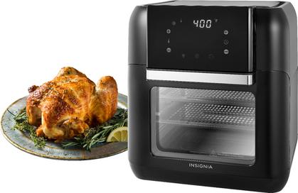 Insignia™ - 10 Qt. Digital Air Fryer Oven is just $49.99 (Reg $129.99)