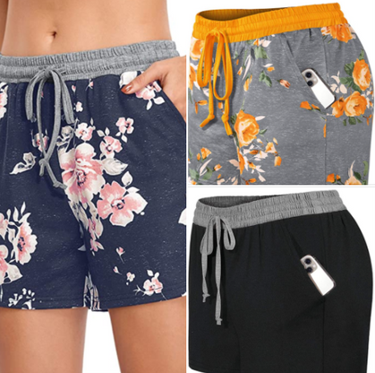 Our fav Lounge Pants now come in shorts with POCKETS!?