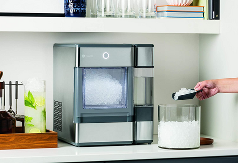 $100 OFF The GE Ice Maker!!