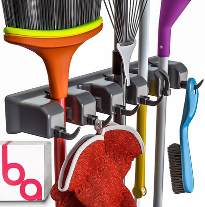 Here's an easy way to clean things up in the garage or workshop! Under $10