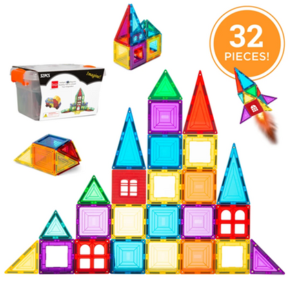 STEM Toy Set with Carrying Case for only $18.99 (Reg $53)
