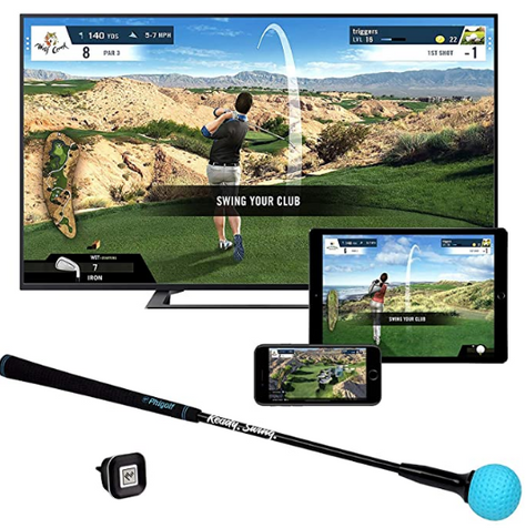 Father's Day Gift Idea? Golf Simulator!