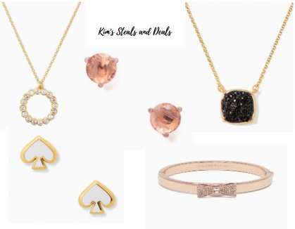 Markdowns on Kate Spade Jewelry today, as low as $19 + Free Shipping
