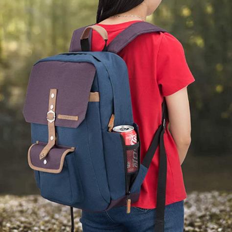 Waterproof backpack is 50% OFF with code!