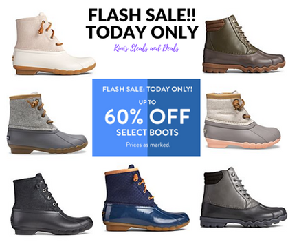 ‼FLASH SALE‼ Sperry's as low as $37!!!