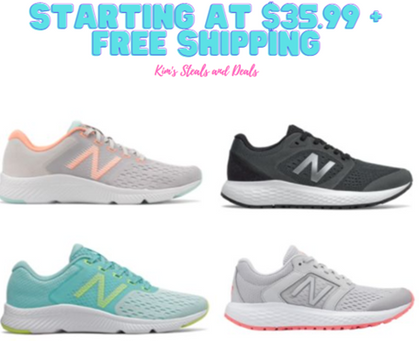 Awesome markdowns on great New Balance styles today!