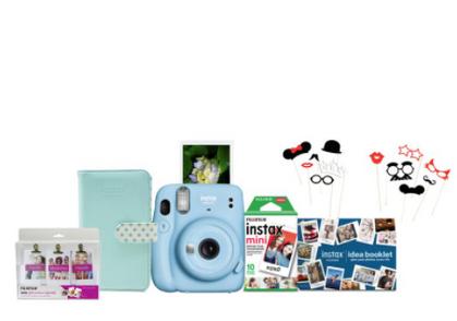 These camera bundles make fantastic gifts for kids/tweens/teens!