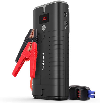 Get 40% off on the Imazing Portable Car Jump Starter