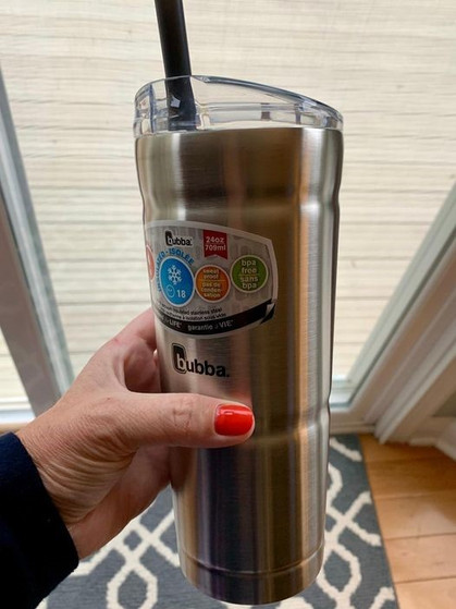 My favorite Bubba Tumbler is marked down this morning!!