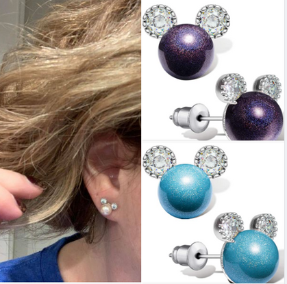 Mouse Stud Earrings!! Snag yours for just $3.49