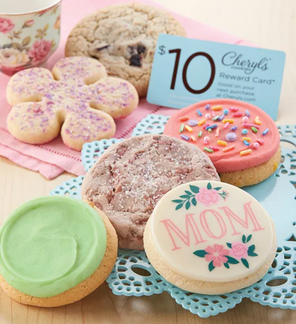 Mother's Day Cookie Sampler – only $9.99 + FREE Shipping! No brainer.