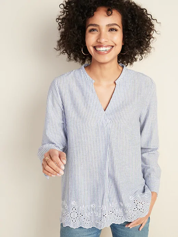 Women's Spring Tops as low as $10 today