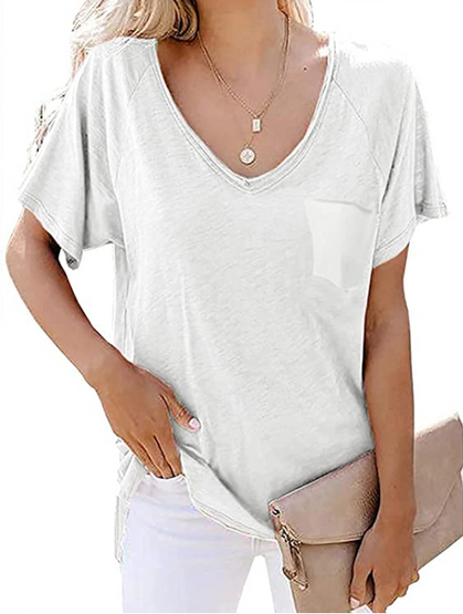 Summer Basic Tops are just $7.99 with my code!