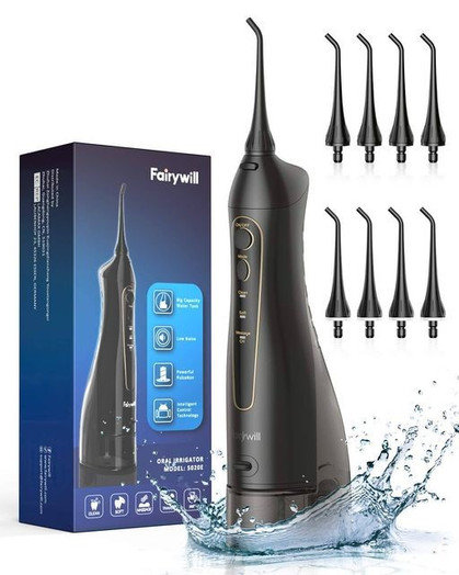 Cordless Water Flosser 35% OFF with group code