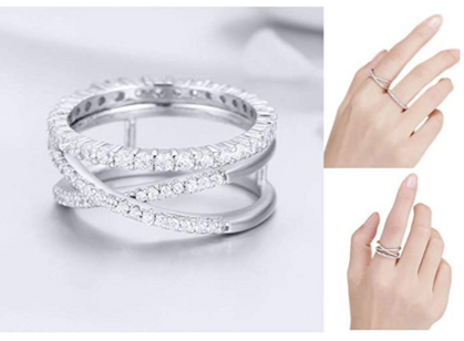 Gorgeous Rings drop 55% OFF with group code