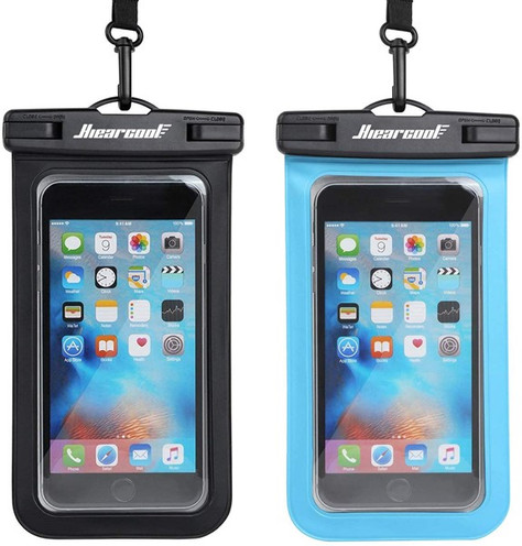 Sweet markdown on 2pk waterproof cases! Don't Pay $25....only $8 here!