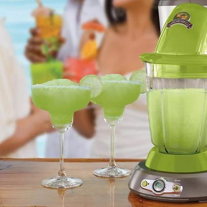 RESTOCKED!! The Margaritaville Frozen Concoction Maker is a deal!