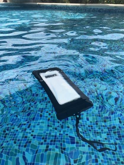Pack of 2 Universal Waterproof Phone Case