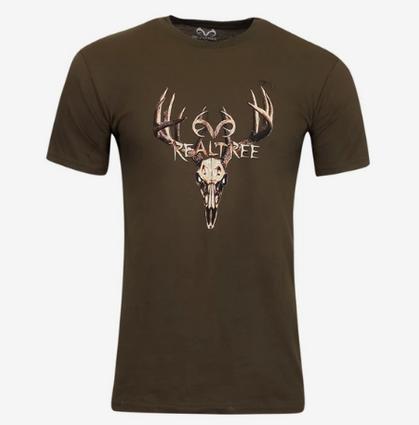 Realtree Men's T-Shirts just $7.00