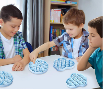 Score this set of 2 Bubble Fidget Sensory Toys for just 🖐🏼 bucks with group code