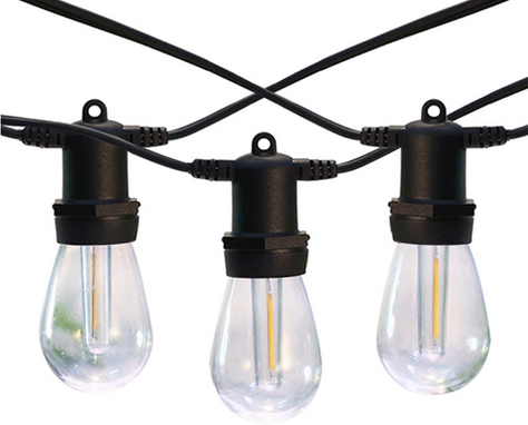 Looking to spruce up your outdoor living space? Use my CODE for a deal on lighting!